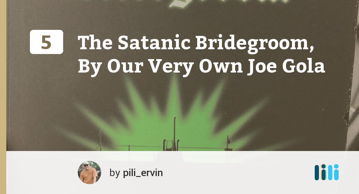 The Satanic Bridegroom